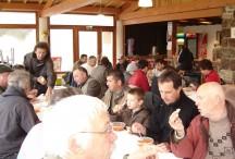 La fête de la Pêche, la manifestation annuelle de l'AAPPMA de Coucouron