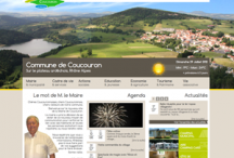 www.coucouron.fr, le site officiel de la mairie de Coucouron