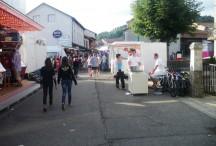 Les nombreuses attractions foraines et la quantité de visiteurs ont assuré un beau week-end de fête votive dans le village