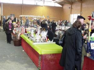 Le traditionnel marché de Noël a rassemblé une nouvelle fois de nombreux exposants et visiteurs