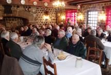 Le Carrefour des Lacs a accueilli le repas des aînés de la commune