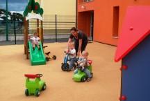 La micro-crèche de Coucouron propose son service de garderie pour les enfants de 3 mois à 4 ans