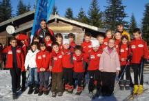 Le foyer de ski de fond de Coucouron au domaine de la Chavade
